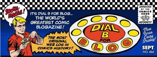 Dial B for Blog